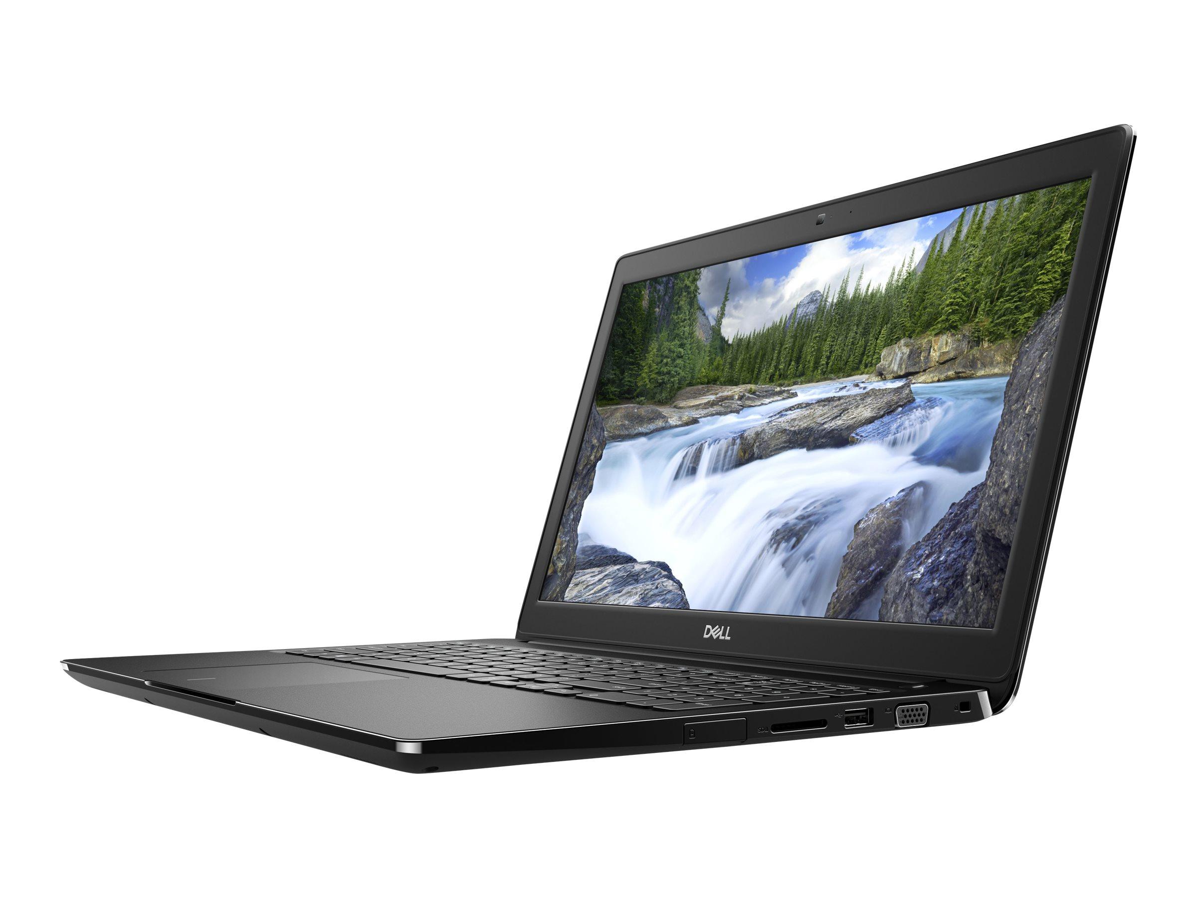 "Dell Latitude 3500 - Core i5 8265U / 1.6 GHz - Win 10 Pro 64-Bit - 8 GB RAM - 256 GB SSD NVMe, Class 35 - 39.6 cm (15.6"""