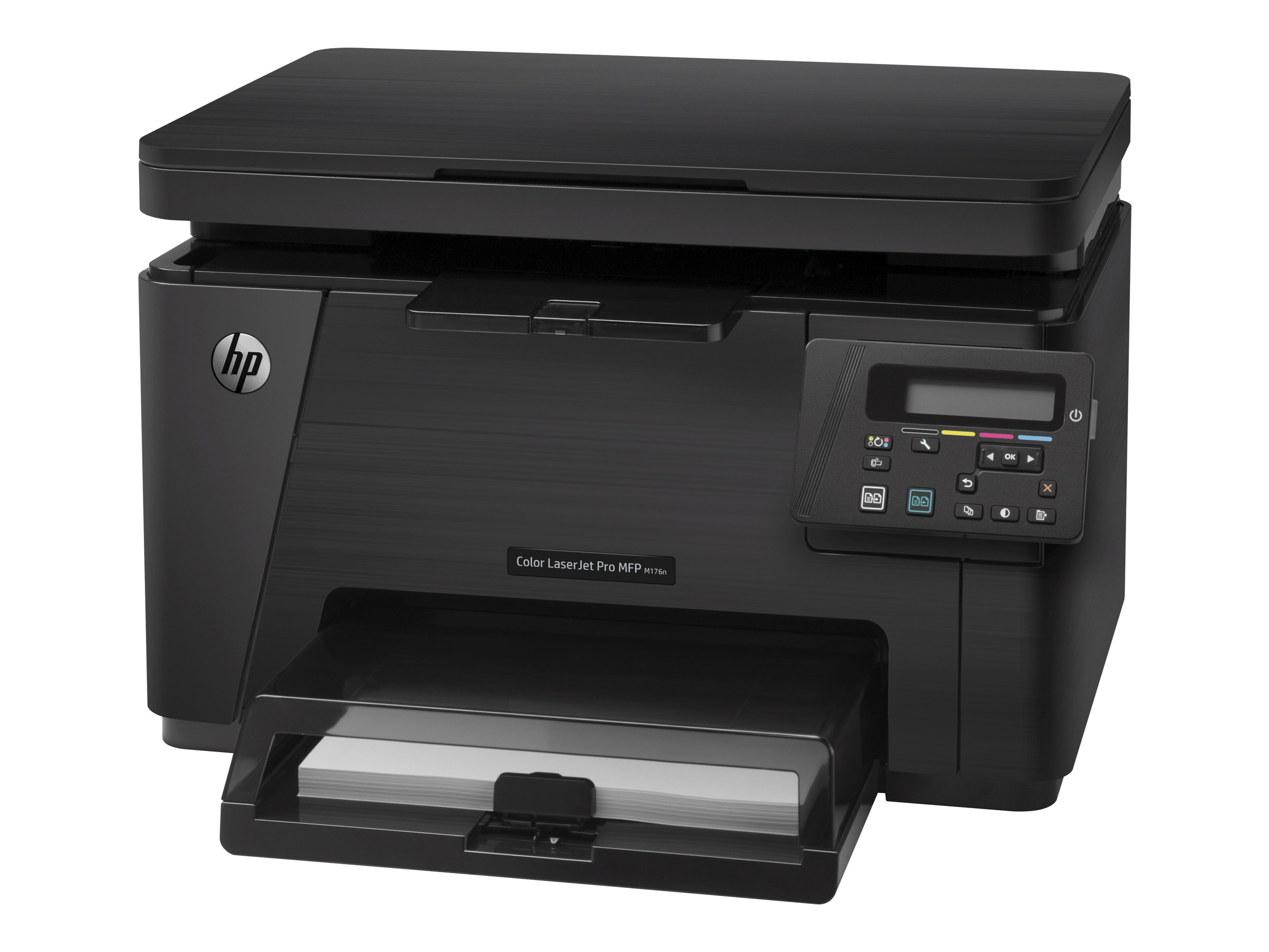 Vorschau: HP Color LaserJet Pro MFP M176n