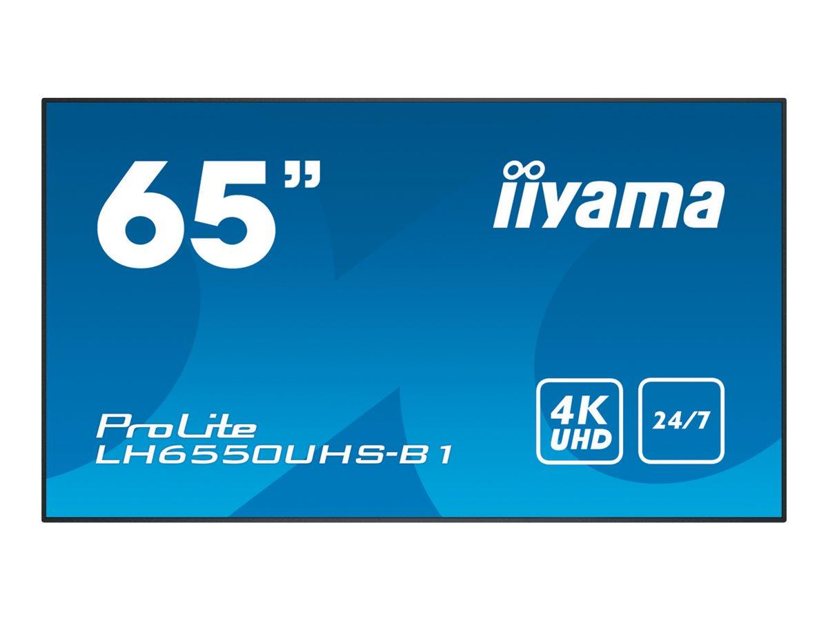 "Iiyama ProLite LH6550UHS-B1 - 165 cm (65"") Klasse (164 cm (65"")"