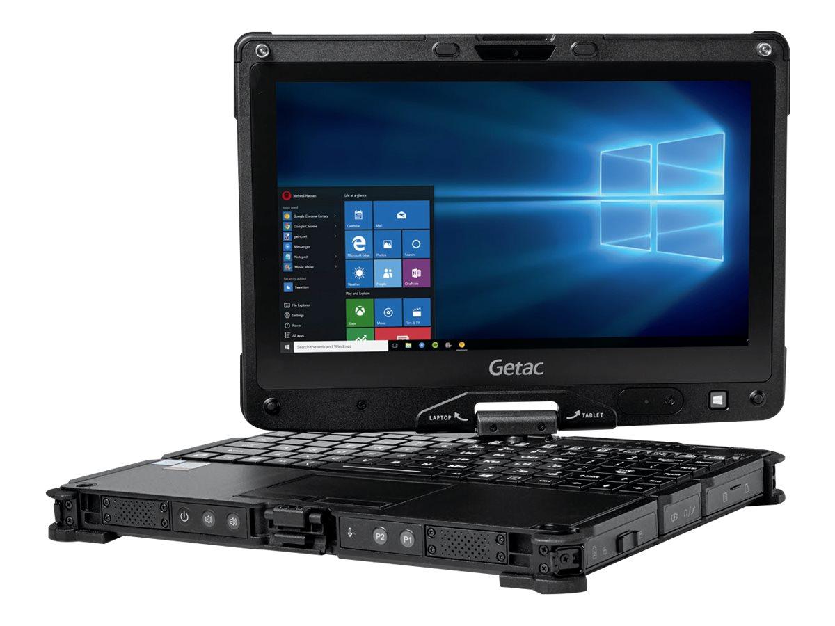 """GETAC V110 G4 - Konvertierbar - Core i5 7200U / 2.5 GHz - Win 10 Pro 64-Bit - 8 GB RAM - 256 GB SSD - 29.5 cm (11.6"""")"""