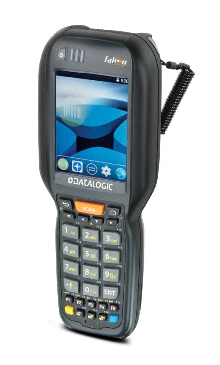 Datalogic Falcon X4 3.5Zoll 240 x 320Pixel Touchscreen 602g Schwarz Handheld Mobile Computer