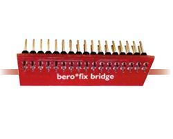 beroNet BFBRIDGE - PSTN - Netzwerkbrücke - Rot