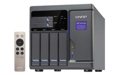 QNAP TVS-682 - NAS-Server - 4 Schächte