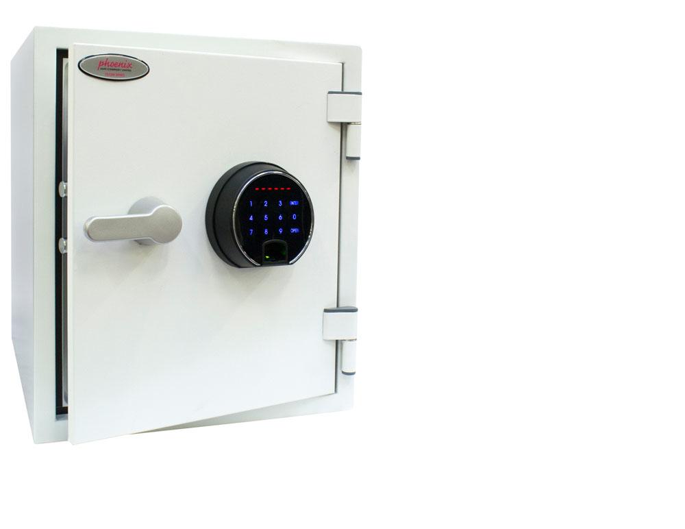 Phoenix Safe Co. FS1282F - Weiß - Elektronisch - 25 l - Stahl - 350 mm - 430 mm