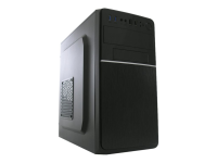 2015MB - Midi ATX Tower - PC - Metall - Schwarz - ATX - Heimbüro