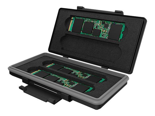 ICY BOX ICY BOX IB-AC620-M2 - Schutzhülle für SSD-Laufwerk