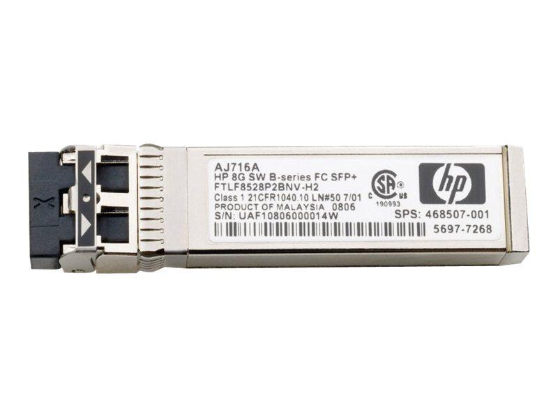 HPE 8Gb Short Wave B-Series SFP+ 1 Pack (AJ716B)