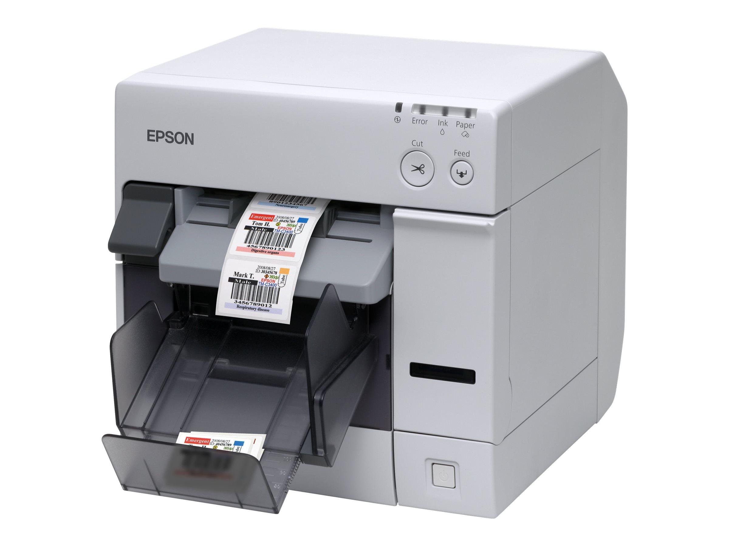 Vorschau: Epson TM C3400 - Belegdrucker