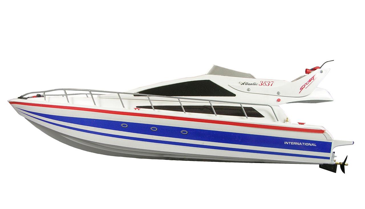 Amewi 26005 - Betriebsbereit (RTR) - Blau - Rot - Weiß - Boot - Elektromotor - 730 mm