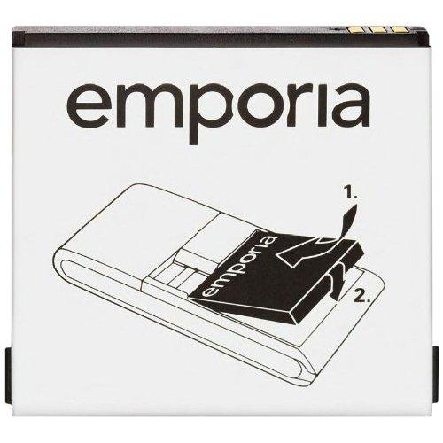 Emporia AK-V28 Lithium-Ion 1200mAh 3.7V Wiederaufladbare Batterie