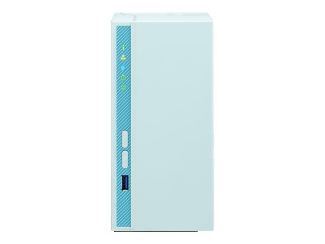 Vorschau: QNAP TS-230 - Gerät für persönlichen Cloudspeicher