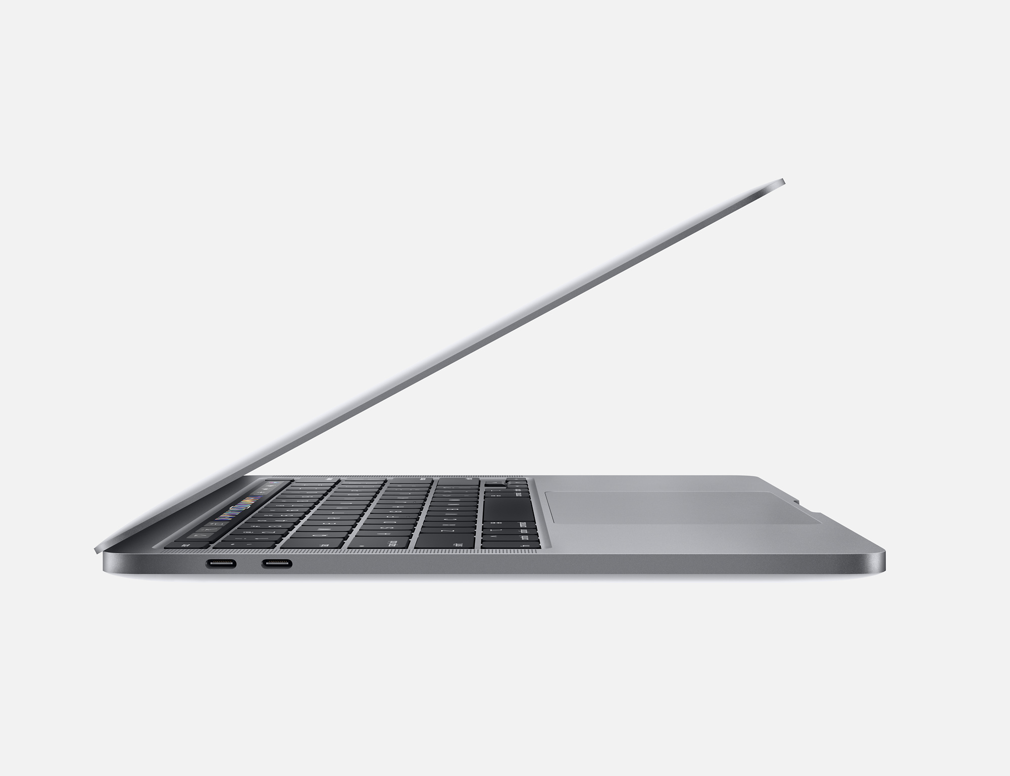 """Apple MacBook Pro with Touch Bar - Core i5 2 GHz - macOS Catalina 10.15 - 16 GB RAM - 1 TB SSD - 33.8 cm (13.3"""")"""