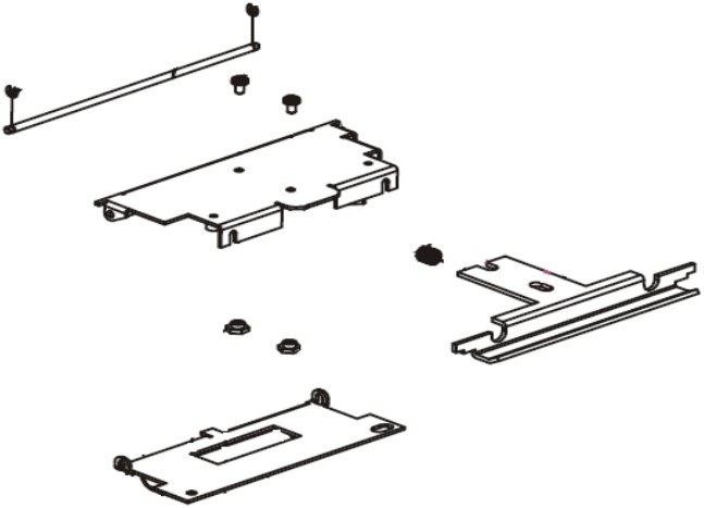Zebra P1014143 Drucker-Kit