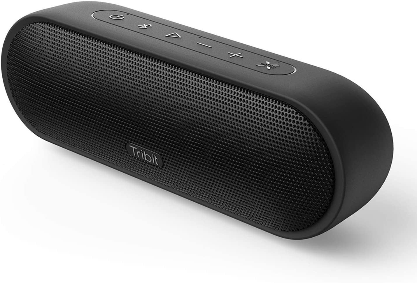 Tribit Audio - MaxSound Plus - Tragbarer Stereo-Lautsprecher - Verkabelt & Kabellos