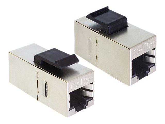Delock Modularer Einschub (Kopplung) - RJ-45