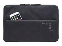 360 Perimeter Notebooktasche 33,8 cm (13.3 Zoll) Notebook-Hülle Grau
