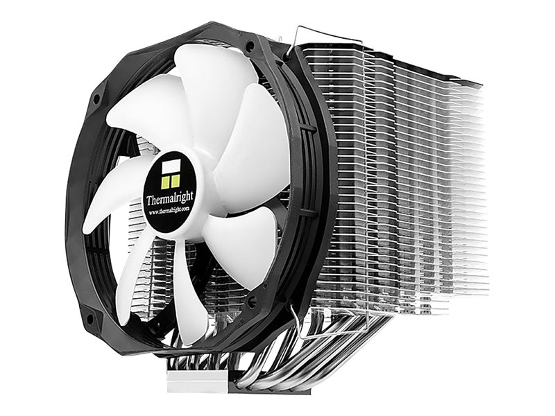 Thermalright Le Grand Macho RT - Prozessor-Luftkühler - (für: LGA775, LGA1156, AM2, AM2+, LGA1366, AM3, LGA1155, LGA2011, FM1, FM2, LGA1150, FM2+, LGA2011-3, LGA1151)