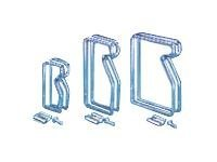 Rittal - Kabelmanagementring (Packung mit 10)
