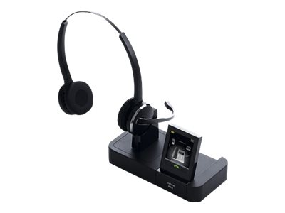 GN Netcom Jabra PRO 9465 DUO - Headset - On-Ear