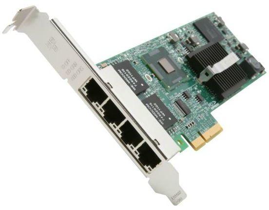 Fujitsu 4x1Gb T LoM Eingebaut Ethernet 1000Mbit/s Netzwerkkarte