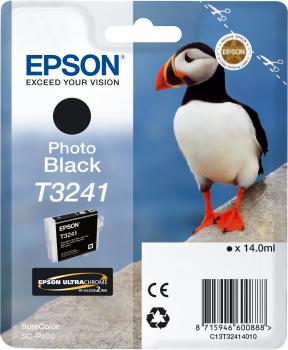 Epson T3241 - 14 ml - Schwarz