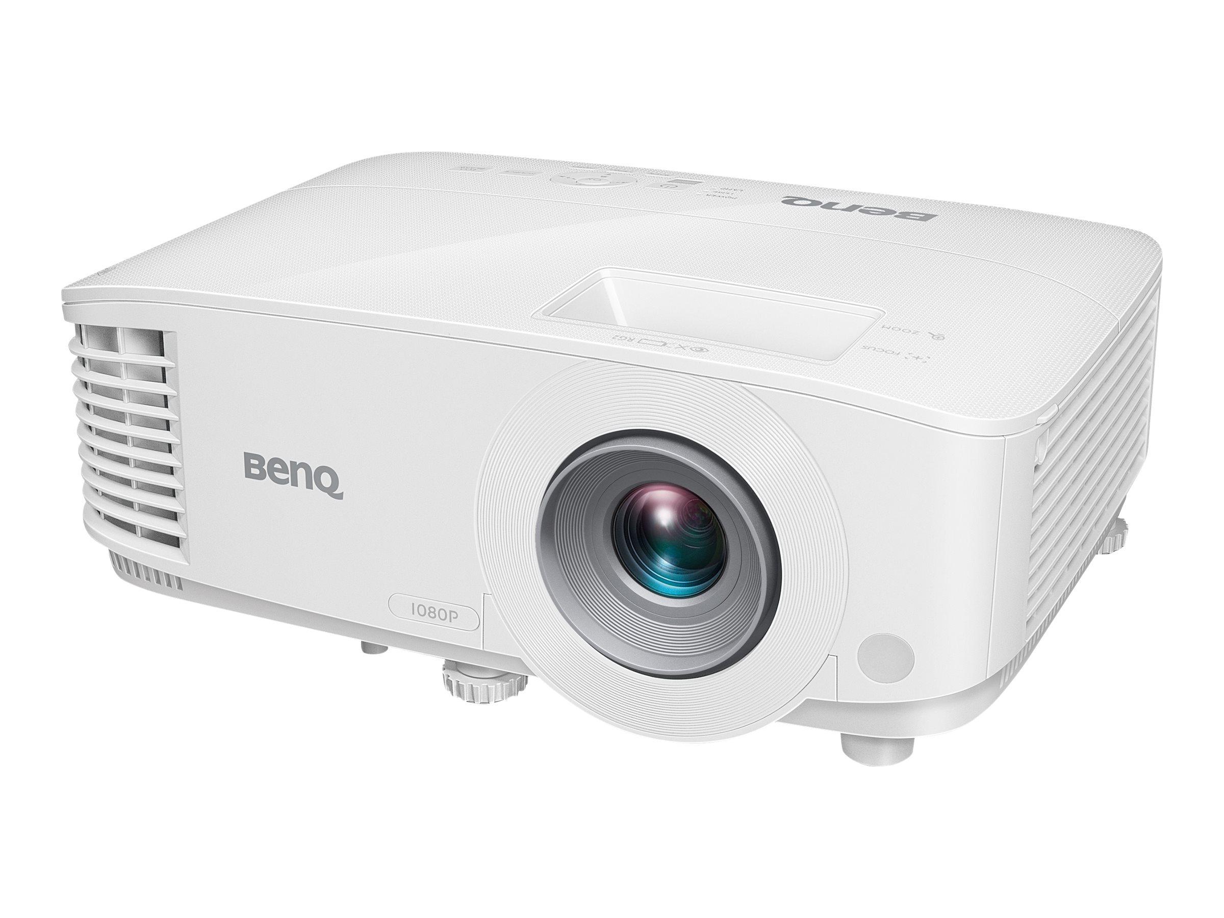 BenQ MH733 - DLP-Projektor - tragbar - 3D - 4000 ANSI-Lumen - Full HD (1920 x 1080)