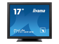 ProLite T1731SR-B5 Touchscreen-Monitor 43,2 cm (17 Zoll) 1280 x 1024 Pixel Schwarz Single-touch