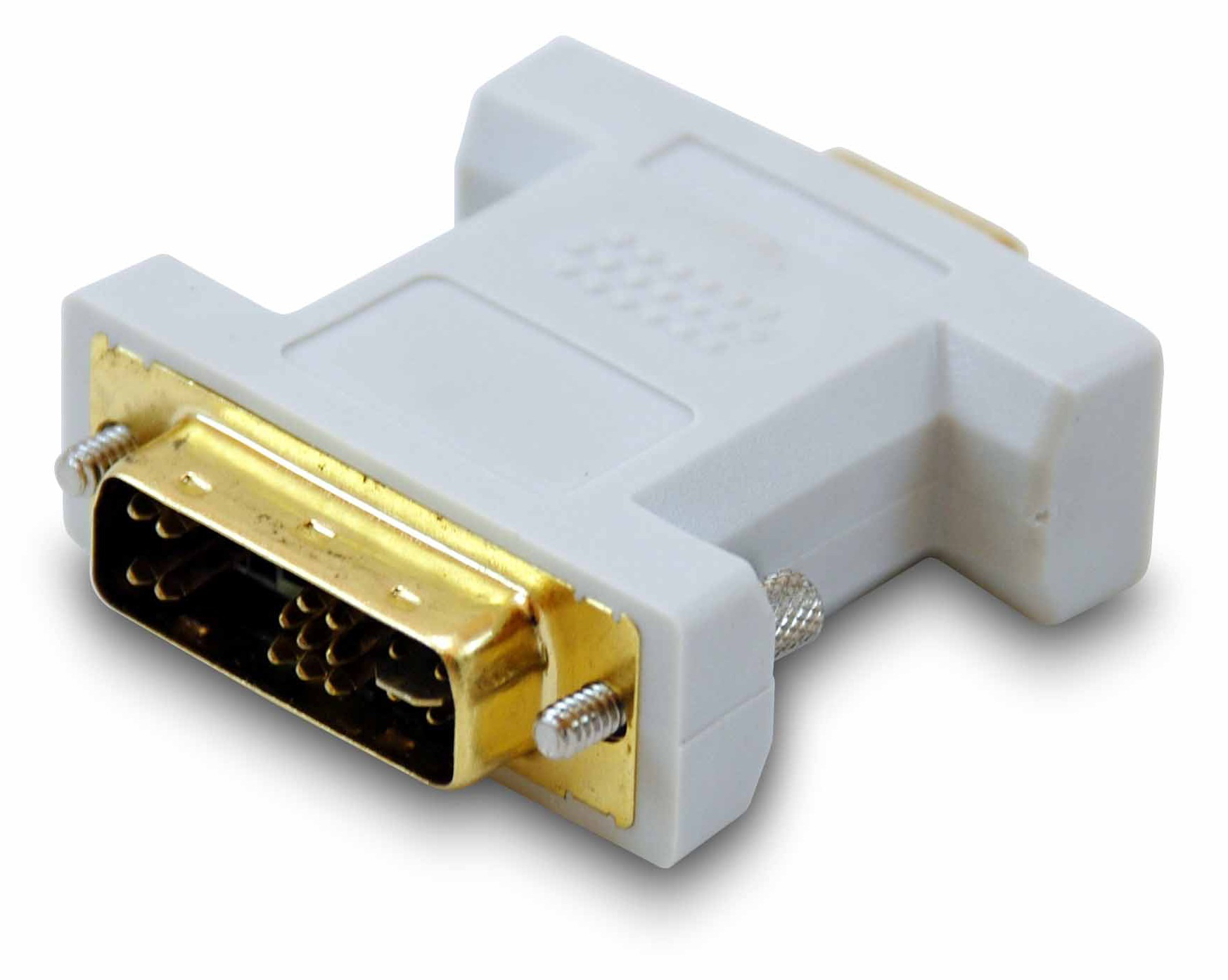 equip 118945 DVI-A VGA Beige Kabelschnittstellen-/adapter