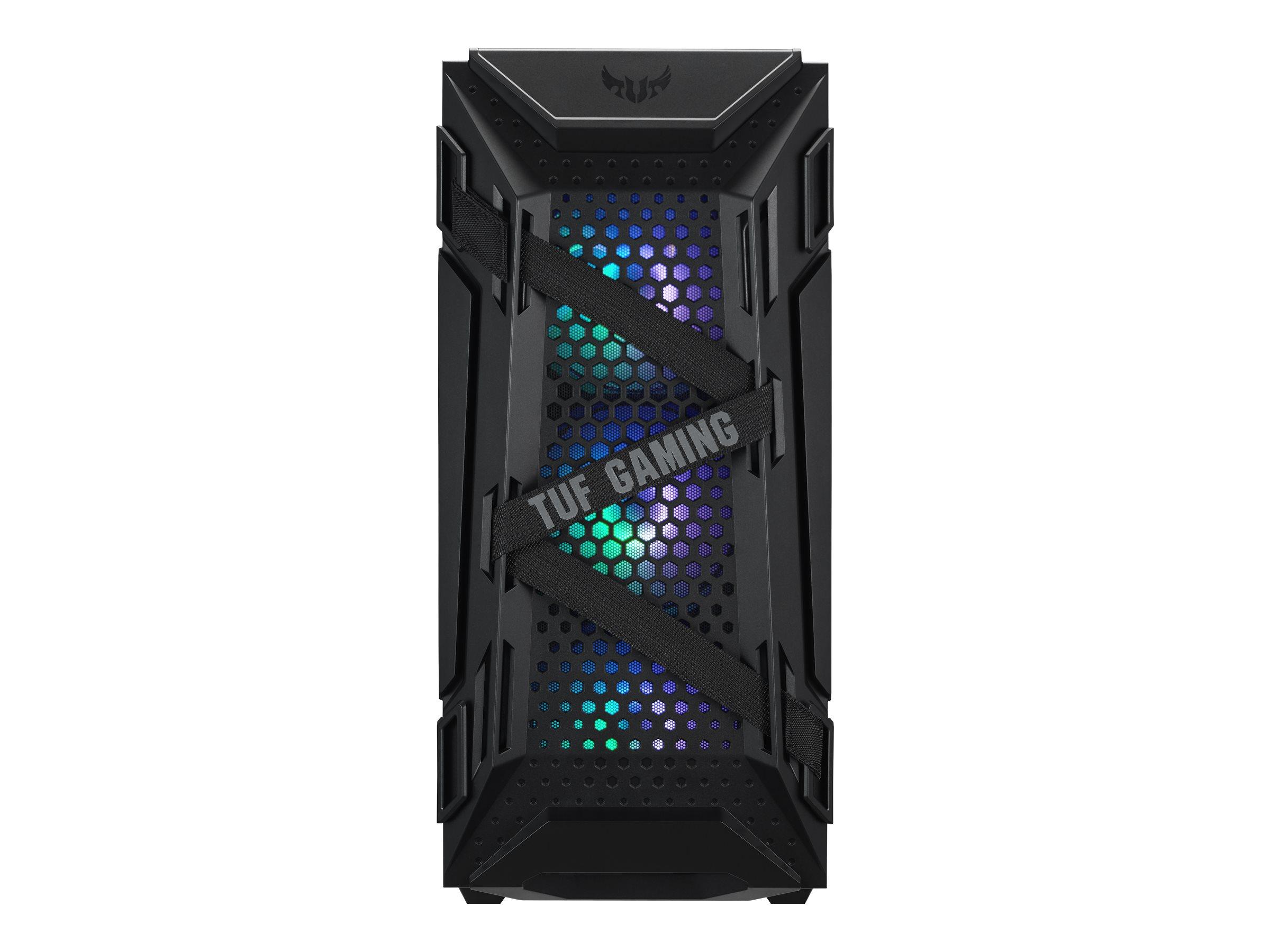 ASUS TUF Gaming GT301 - Tower - ATX - Schwarz