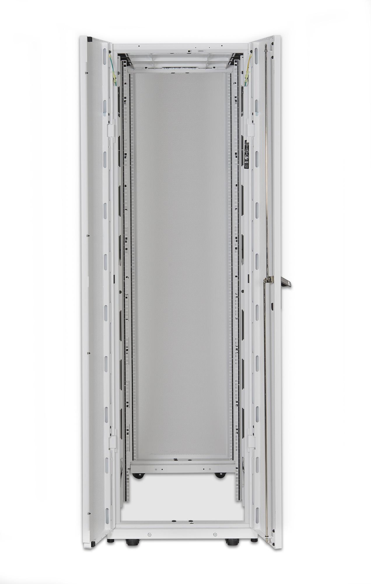 APC NetShelter SX - 42U - Freistehendes Gestell - 1704 kg - Grau - UL 2416 - UL 60950-1 RoHS REACH - 48,3 cm (19 Zoll)