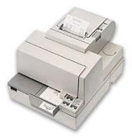 Epson TM-H 5000 II Ethernet Cutter weiß C31C249012E - Farbig