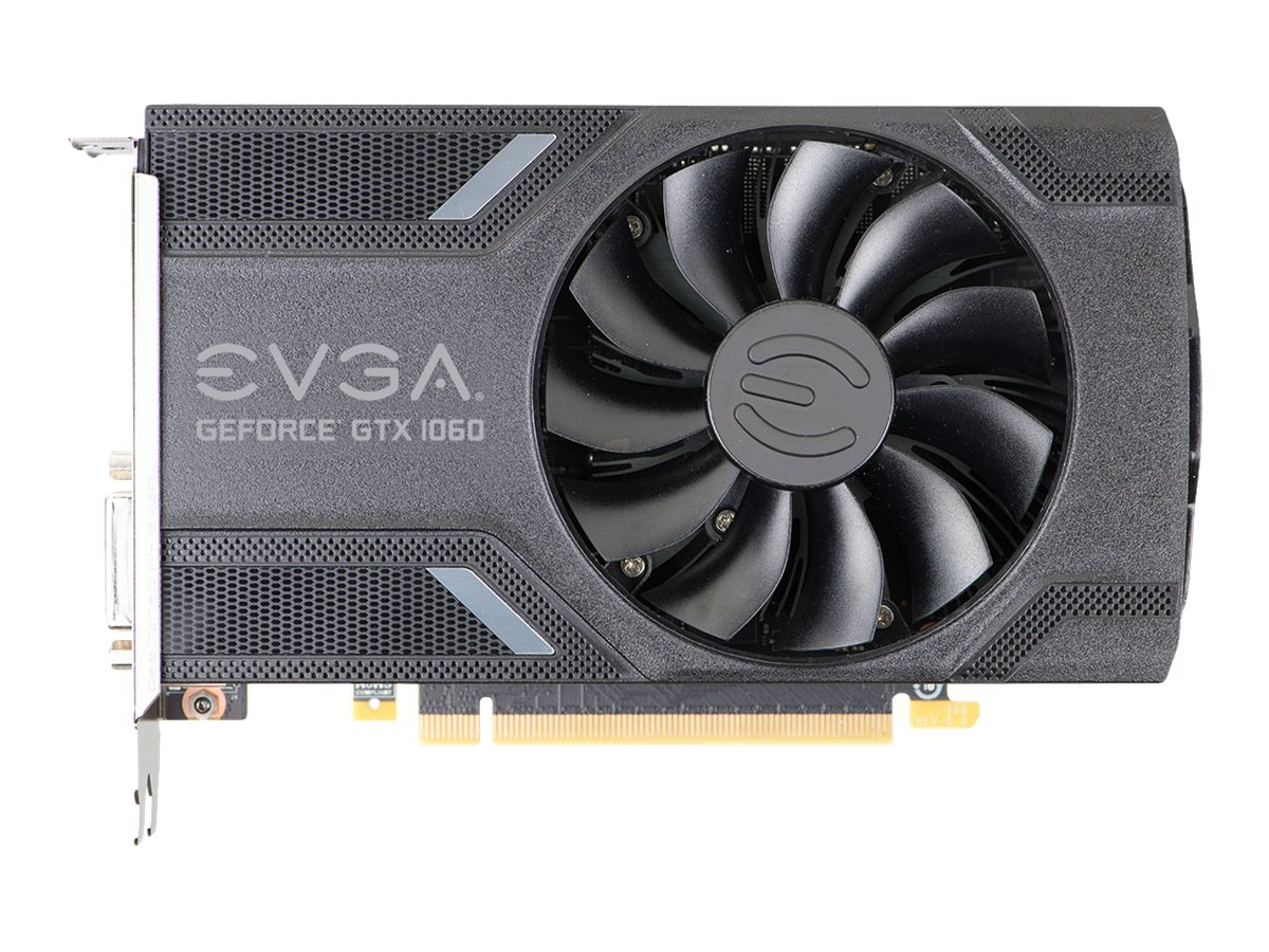 EVGA GeForce GTX 1060 Gaming - Grafikkarten
