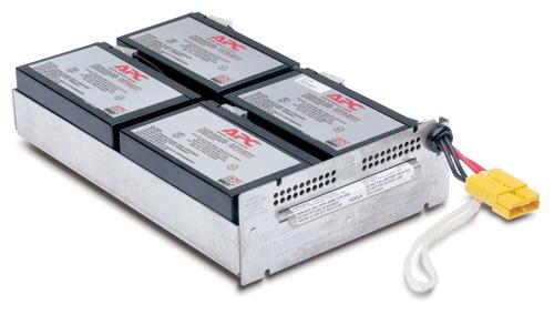 APC Replacement Battery Cartridge #24 Plombierte Bleisäure (VRLA) Wiederaufladbare Batterie