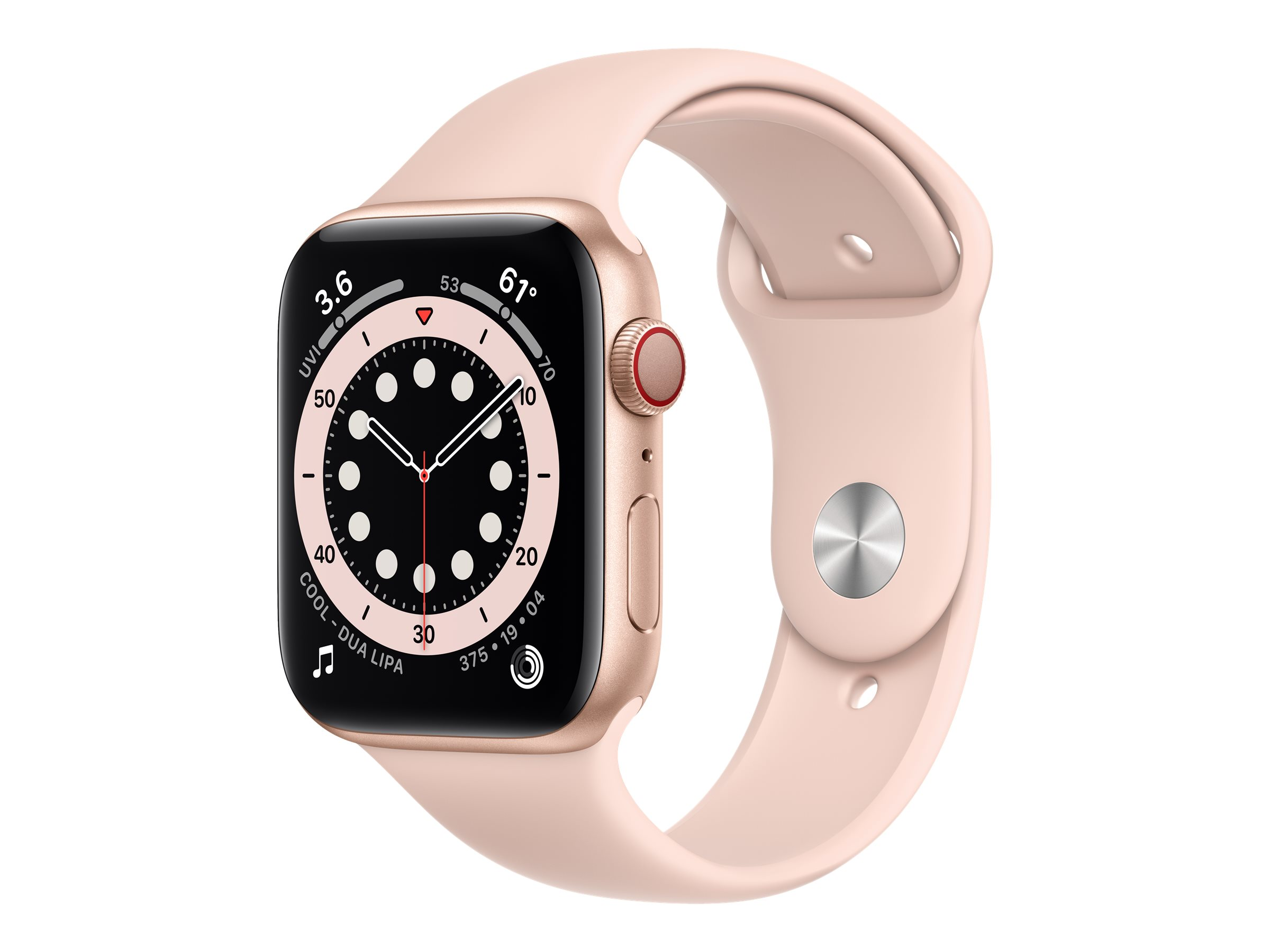 Apple Watch Series 6 (GPS + Cellular) - 44 mm