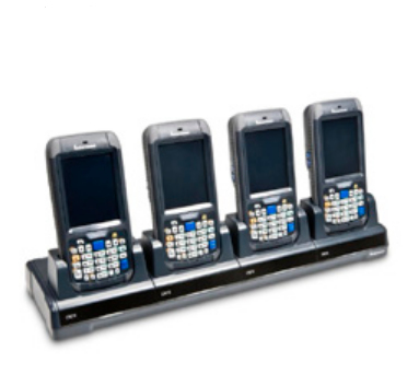 HONEYWELL FlexDock Quad Dock with Ethernet - Docking Cradle (Anschlußstand)