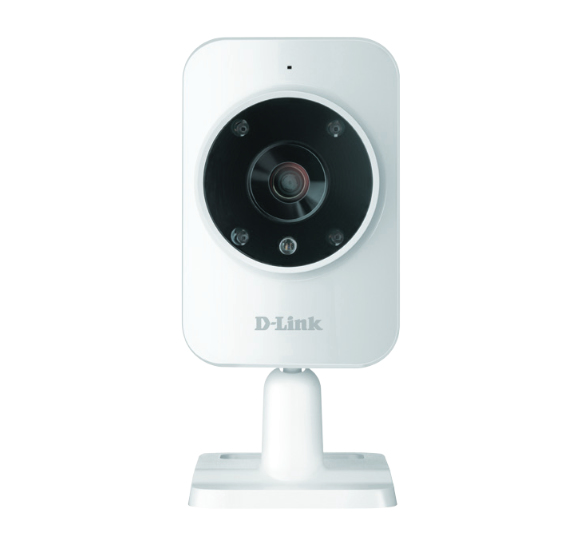 D-Link Home Monitor HD IP security camera Innenraum Box Weiß