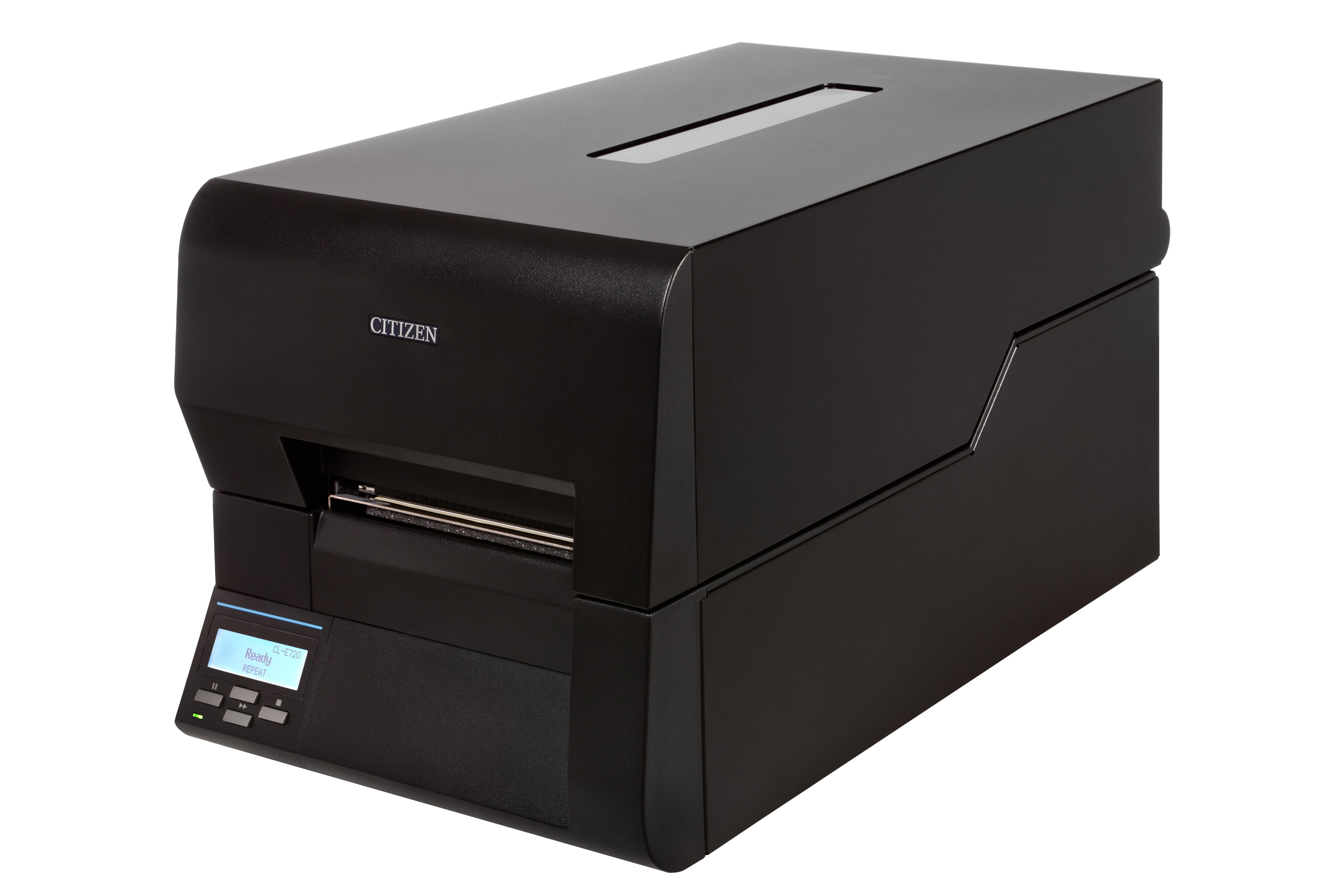 Citizen CL-E730 Etikettendrucker Direkt Wärme/Wärmeübertragung 300 x 300 DPI