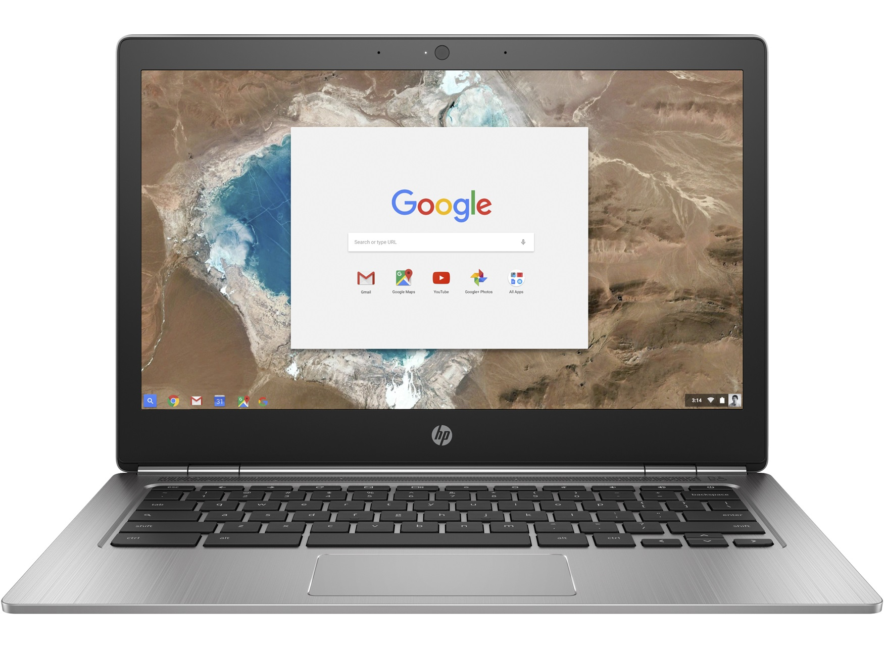 HP Chromebook 13 G1 - 13,3 Notebook - Core m5 1,1 GHz 33,8 cm