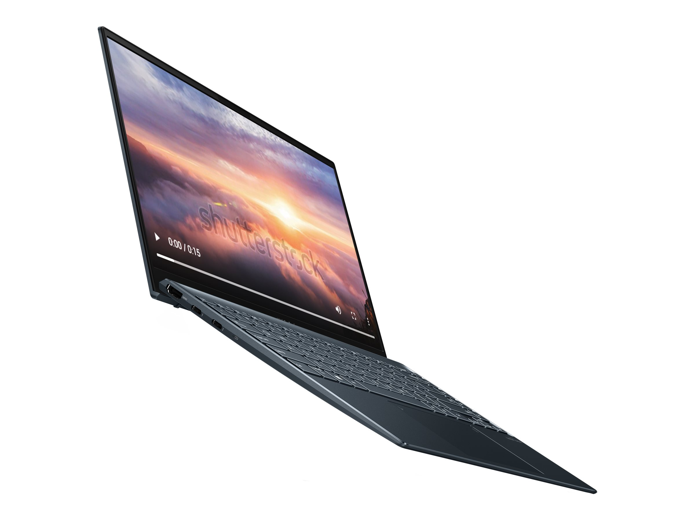 "ASUS ZenBook 14 UX425JA-HM026R - Core i5 1035G1 / 1 GHz - Win 10 Pro 64-Bit - 8 GB RAM - 512 GB SSD NVMe - 35.6 cm (14"")"