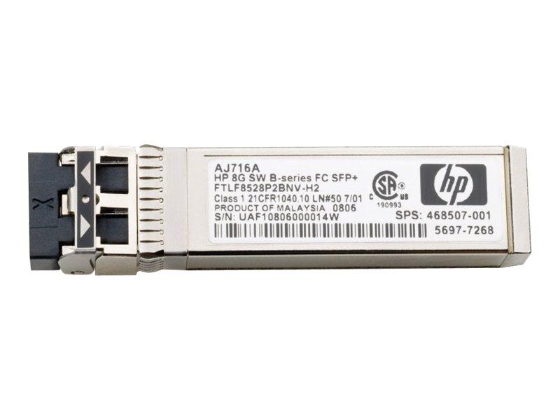 HP 4Gb Shortwave B FC SFP 1 Reman Pack (AJ715A) - REFURB