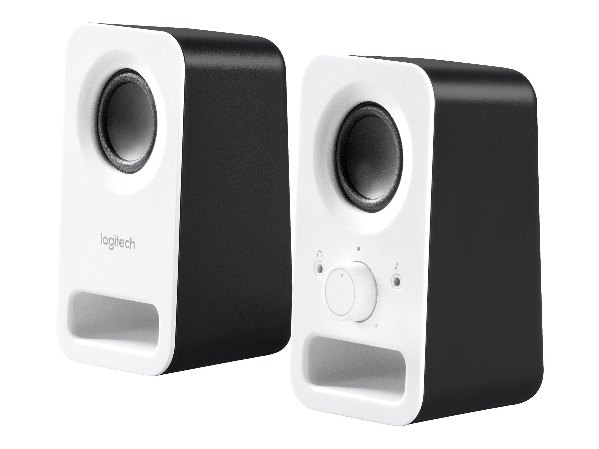 Logitech Z150 - Lautsprecher - weiß