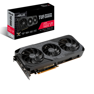 ASUS TUF 3-RX5600XT-T6G-EVO-GAMING - TOP Edition