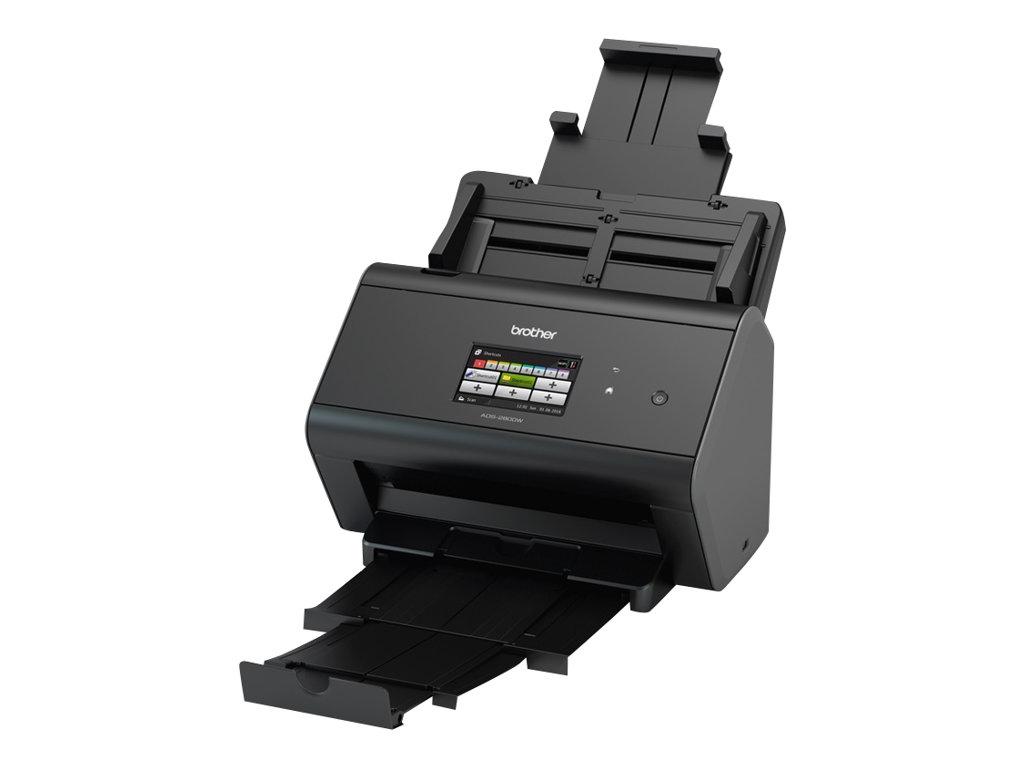 Brother ADS-2800W - Dokumentenscanner - Duplex - 215.9 x 5000 mm - 600 dpi x 600 dpi - bis zu 40 Seiten/Min. (einfarbig)