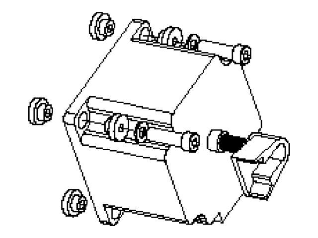 HONEYWELL Schrittmotorkit