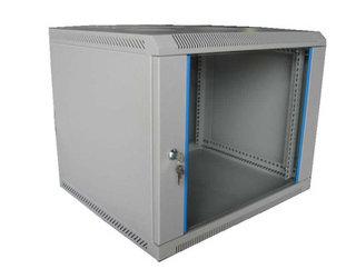 Intellinet 711876 - 12U - Wandmontiertes Regal - 60 kg - Grau - SPCC - ANSI/EIA RS-310D - IEC60297-2 - DIN41494