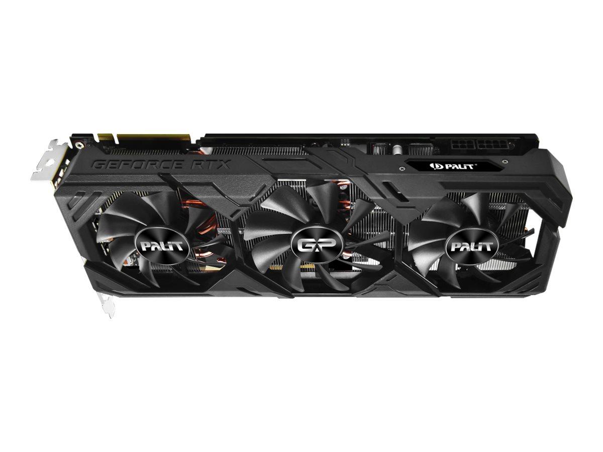 Vorschau: Palit GeForce RTX 2070 SUPER GP - Grafikkarten