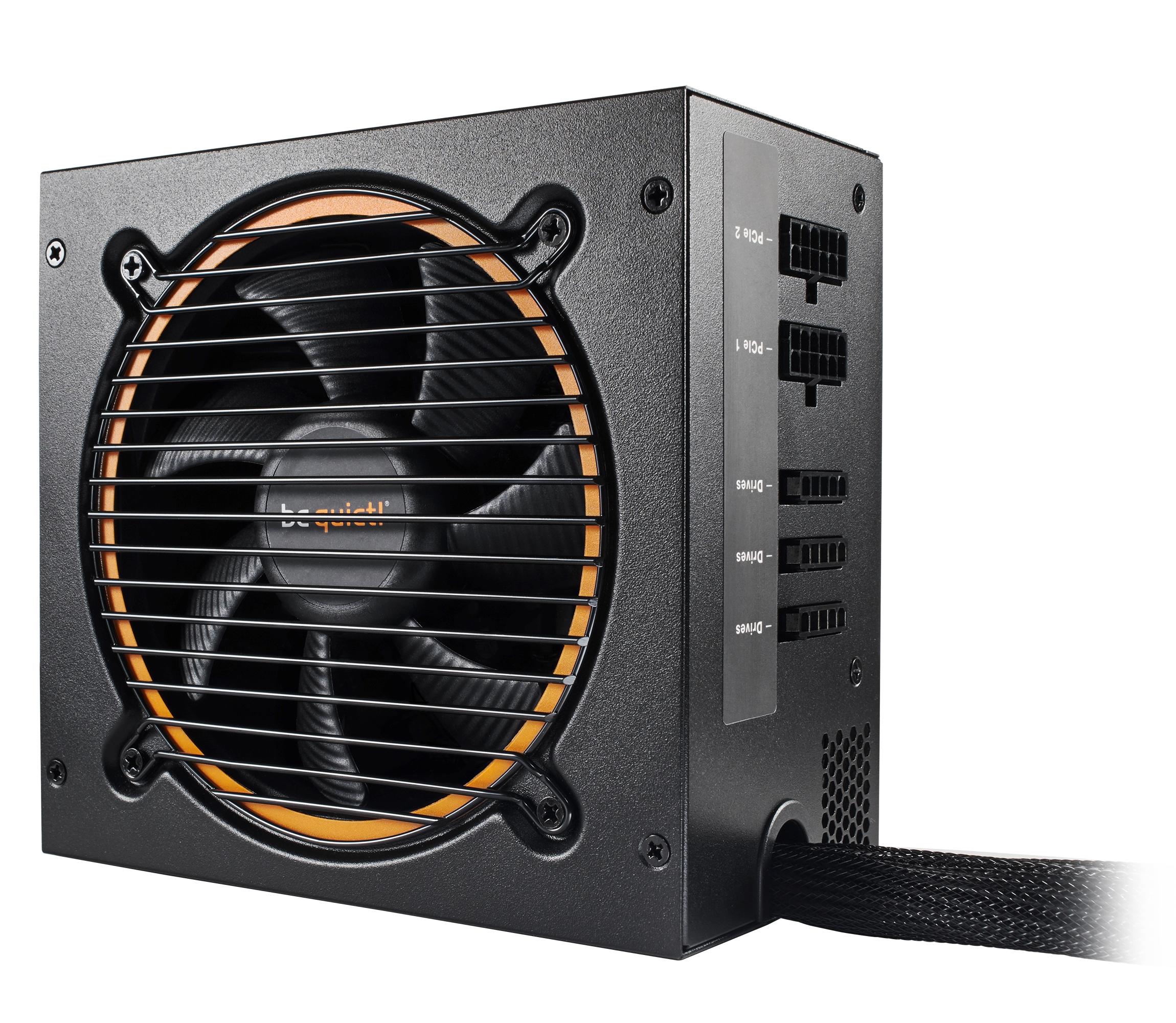 Be Quiet! Pure Power 11 700W CM - 700 W - 100 - 240 V - 750 W - 50 - 60 Hz - 10 A - Aktiv