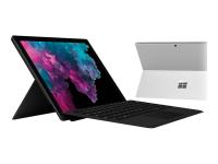 Surface Pro 6 Tablet Intel® Core i7 der achten Generation 256 GB Schwarz