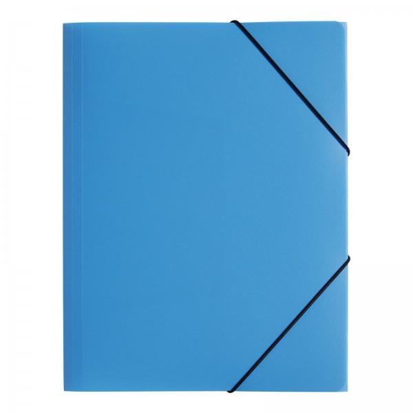 Pagna 21613-13 - A4 - Polypropylen (PP) - Gummi - Blau - Porträt