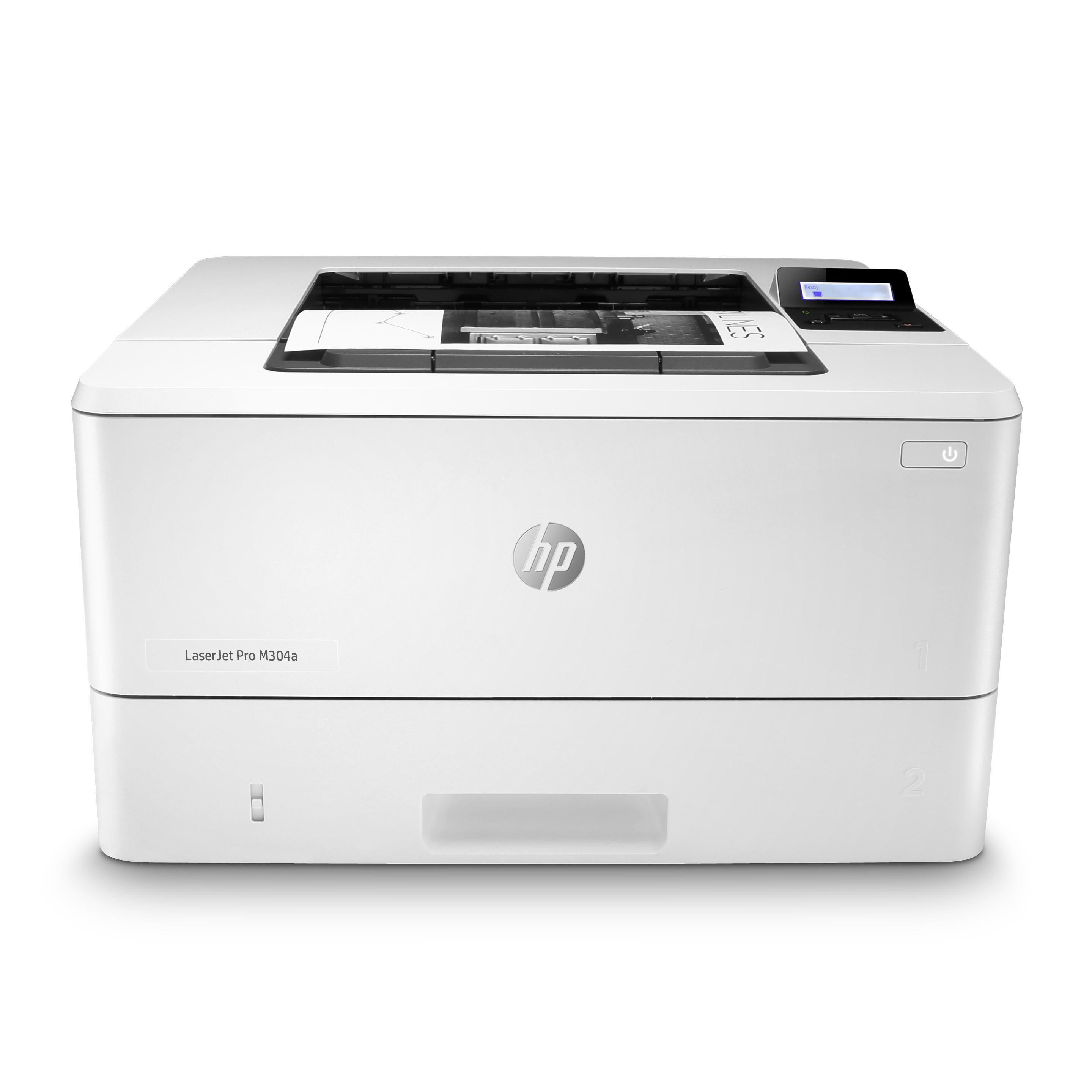HP LaserJet Pro M304a - A4 - 37 Seiten pro Minute - Doppeltdruck - Schwarz - Wei?